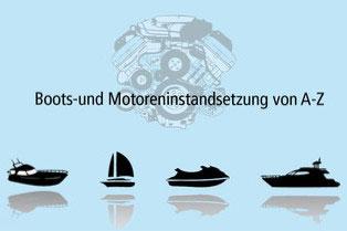 Zur Seite Bootsmotorenservice-Potsdam und Werder/Havel